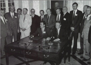 U.S.-Soviet Signing Ceremony
