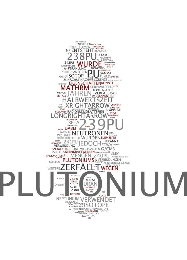 power of plutonium Useful paper by physicist alan roberts: 'generating electrical power - and  atomic bombs', energyscience coalition briefing paper #17,.