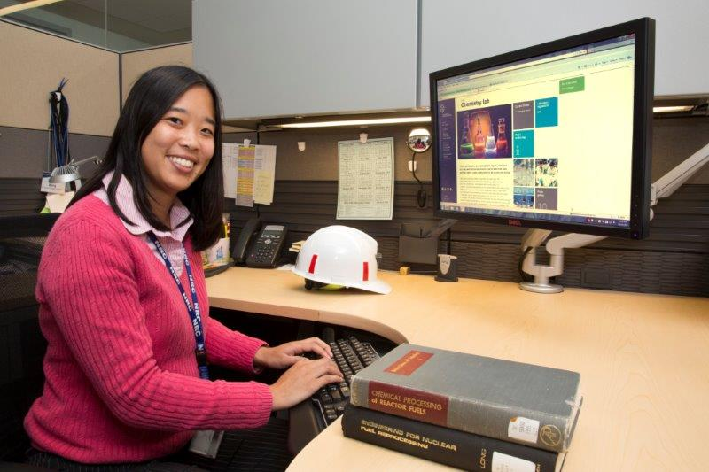 Q Amp A With Engineer Emma Wong In Recognition Of Women S