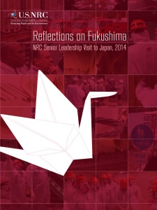 Reflections on Fukushima