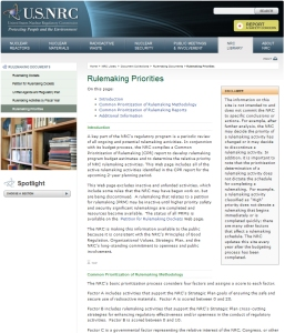 rulemaking web 1