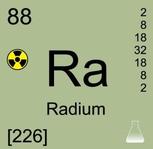 Radium_Periodic Element Table