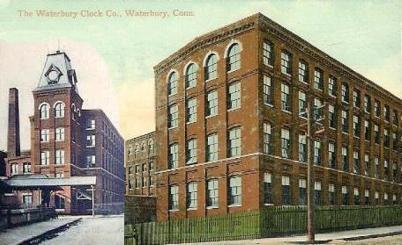 WaterburyClock